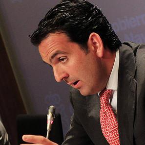 Iñigo Alli, consejero de Políticas Sociales.
