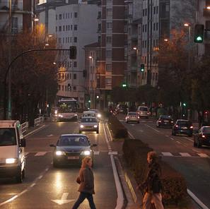 La avenida de Zaragoza, potencial eje comercial.
