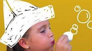 Imagen promocional de Cruz Roja para la campaña de recogida de juguetes de la pasada Navidad.