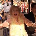 Betty White, conocida por su papel de Rose en 'Las chicas de oro'