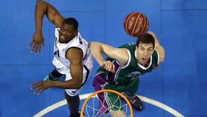 El Bilbao Basket se enreda en Málaga