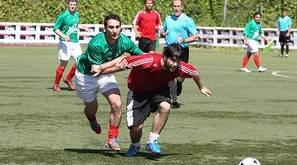 Esta temporada la Liga DEIA de Fútbol 7 seguirá siendo una referencia en Bizkaia para los aficionados al Fútbol 7