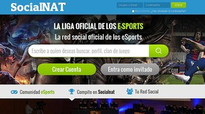 La nueva red social vasca especializada en videojuegos Socialnat.