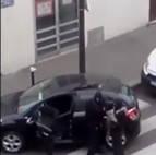 Un nuevo vídeo muestra la frialdad de los hermanos Kouachi.