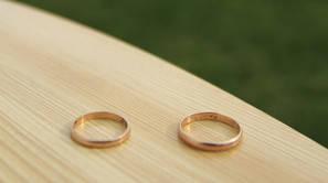 Alianzas de un matrimonio recién separado.