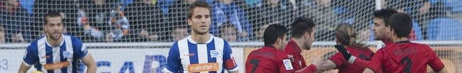 El Alavés arrancó el año con un tropiezo ante el Mirandés (1-3), en un partido práctico y efectivo de los burgaleses que solventaron en los primeros veinte minutos.