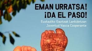 Euskadiko Gazteak Lankidetzan programa.