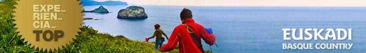 Experiencia Top. Euskadi Basque Country