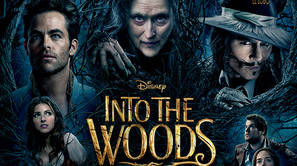 Cartel de 'Into the Woods'.