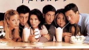 'Friends' hizo historia apostando por un humor cotidiano.