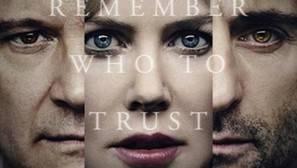 Cartel de 'No confíes en nadie'.