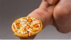 La minipizza de Telepizza