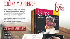 Promoción libros de cocina Everest.