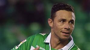 Rubén Castro, jugador del Betis.