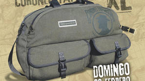 Promoción bolsa de viaje Coronel Tapiocca.