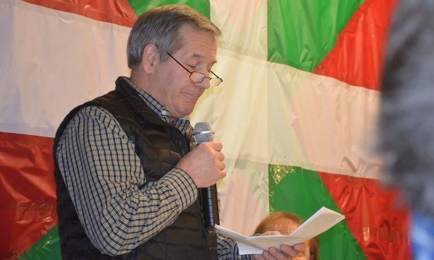 Martin Goicoechea, NABOko Euskara arduraduna