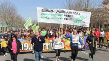 Euskararen 'patrimonializazioa' deitoratu du HABEko zuzendari nagusiak