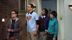 Escena de 'The Big Bang Theory'.
