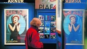 La exposición sobre Piaf estará abierta hasta el 23 de agosto en la Biblioteca Nacional de Francia.