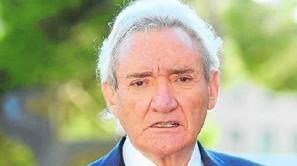El periodista Luis del Olmo.