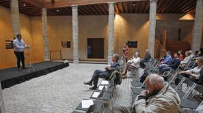 Lectura pública de 'Don Quijote de la Mancha', con motivo de la celebración del Día del Libro.