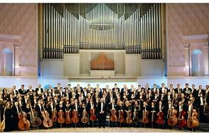 Orquesta Filarmónica de Moscú
