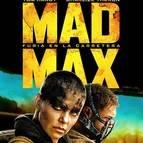 Cartel de la película 'Mad Max: Furia en la carretera'.