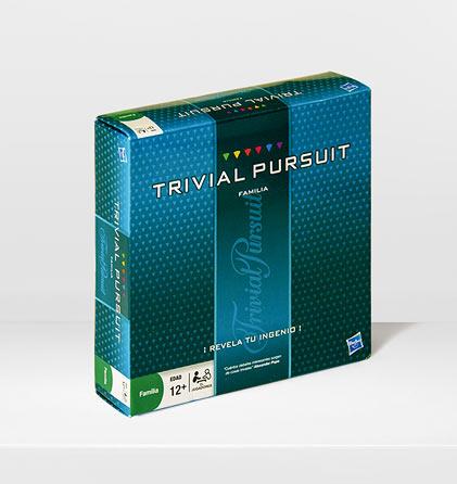 Juego de viaje Trivial Pursuit
