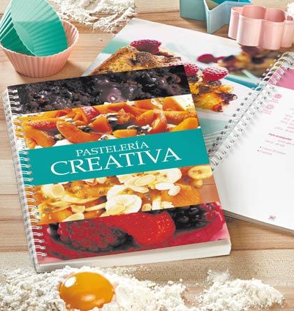 Libro Pastelería Creativa