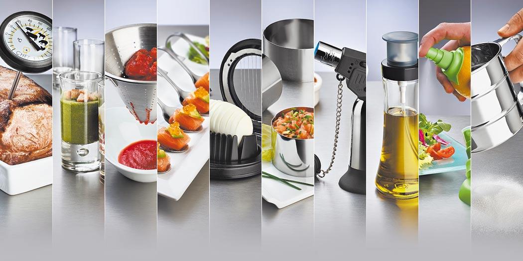 Utensilios de cocina Chefstar