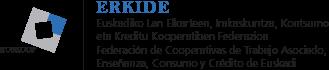 Erkide: Federaci�n de Cooperativas de Trabajo Asociado, Ense�anza y Cr�dito de Euskadi