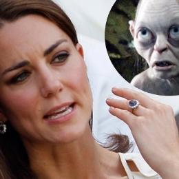 Kate Middleton: mi anillo, mi tesoro