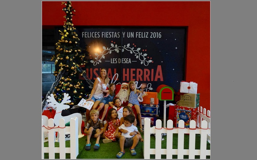 Navidad en Euskal Herria Plaza