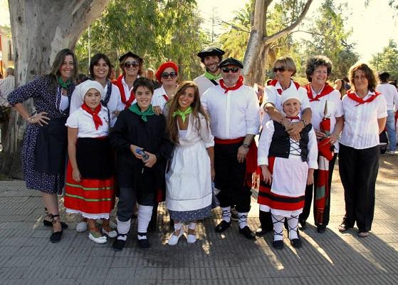Viedmako eta Carmen de Patagoneseko Beti Aurrera Aberri Etxea
