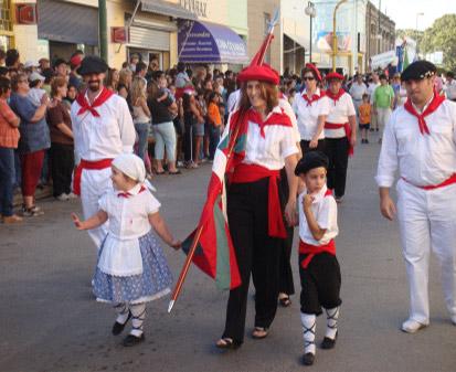 Martxoaren 7ko desfilean