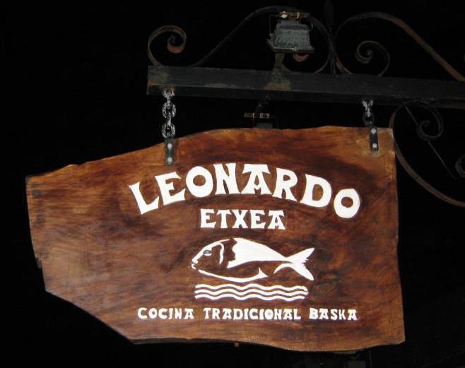 Leonardo Etxea