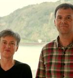 Luisa Etxenike eta José Javier Fernández Altuna