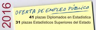 Oferta pública de empleo en el INE