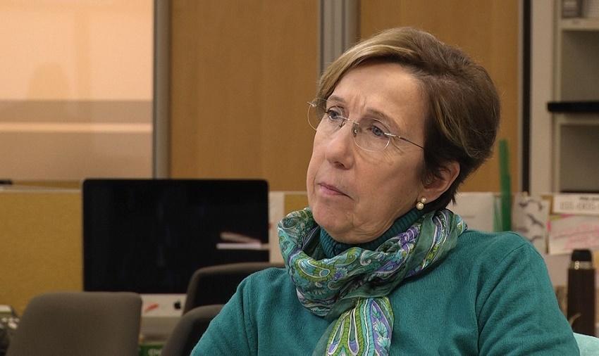 Beatriz Aguirre-Urreta Biologia eta Geologia doktoreak jasoko du Fundazioaren saria (argazkia La Nación)