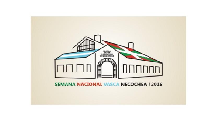 Logo de la Semana Vasca 2016