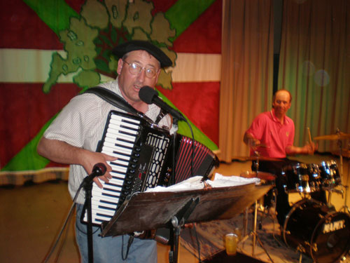 Jean Flesher Salt Laken musikari
