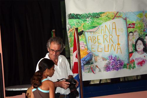 Aberri Eguna 2009 Habanan - Jose Goitia