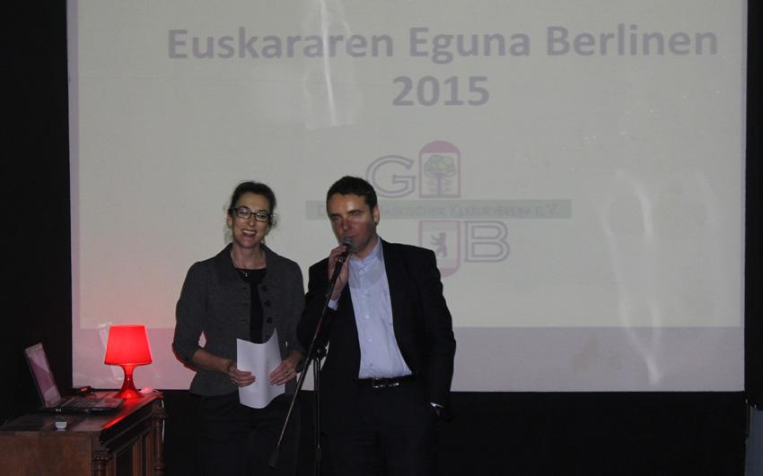 Euskararen Eguna 2015 Berlin