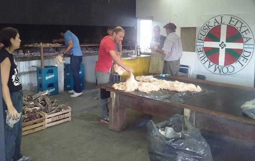 Euskal kulturaren alde…