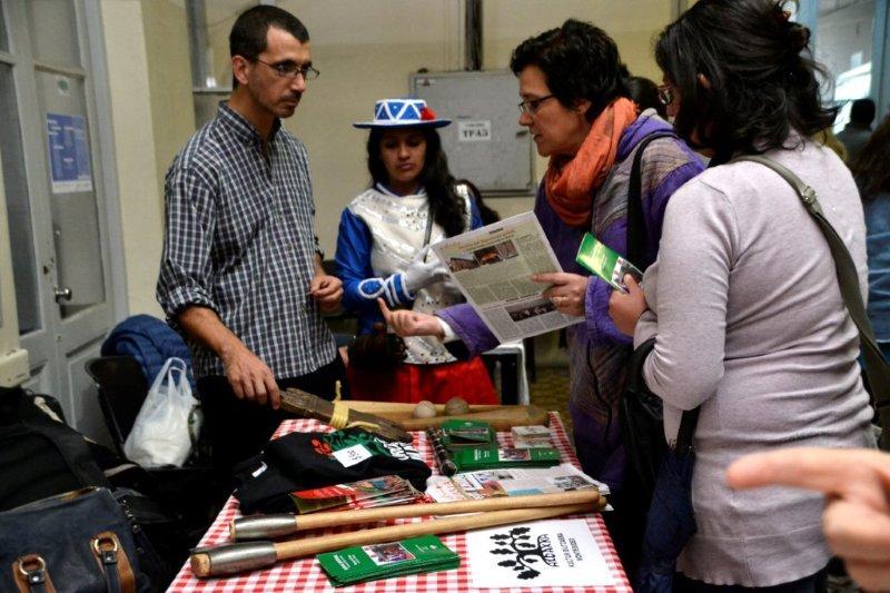 Montevideo Aldaxka Cultura Fest 2014