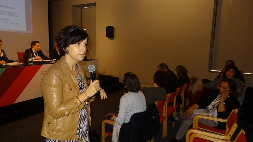 Marian Elorza, idazkari nagusia