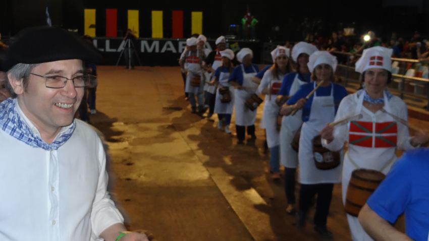 Euskal Argentinar Astea 2013 - Danborrada