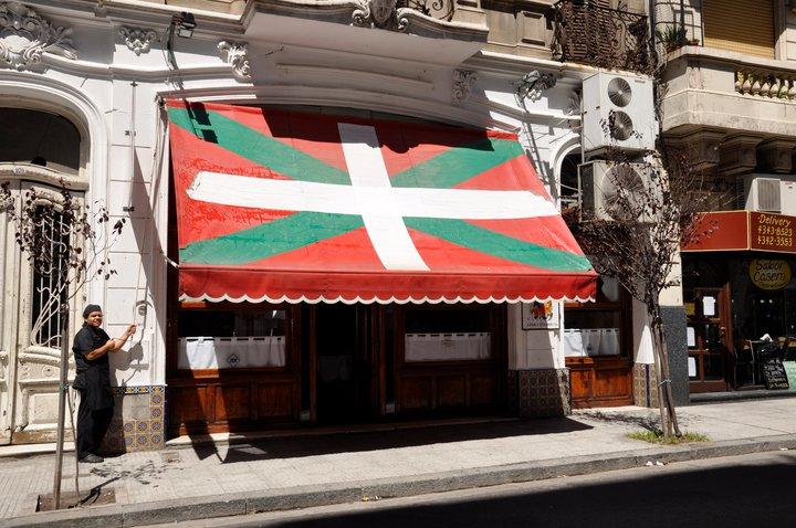 Taberna Baska jatetxea