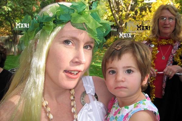 Akelarre Jaia 2008 - Mari jainkosa