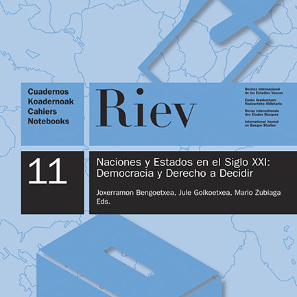RIEV. Cuadernos 11